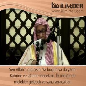 Hepimiz Allah'a Gidiciyiz