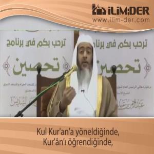 Kur'ân'ın Hidâyeti