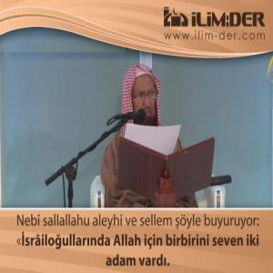 """""""Allah Seni Affetmez"""" Diyerek Allah Adına Hüküm Verenin Hâli"""