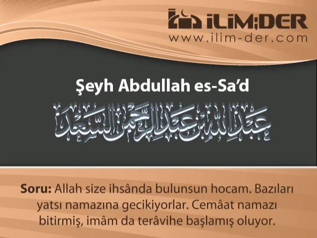 Şeyh Abdullah es-Sa'd